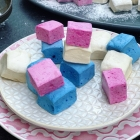 Healthy Honey Marshmallows