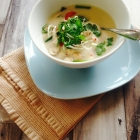 Tom Kha Gai -Thai Chicken Soup