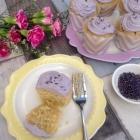 Gluten Free Lemon & Lavender Cupcakes