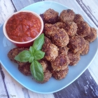 Feta & Walnut Meatballs
