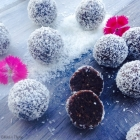 Salted Carob Bliss Balls