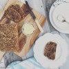 Chia & Almond Fruit Bread