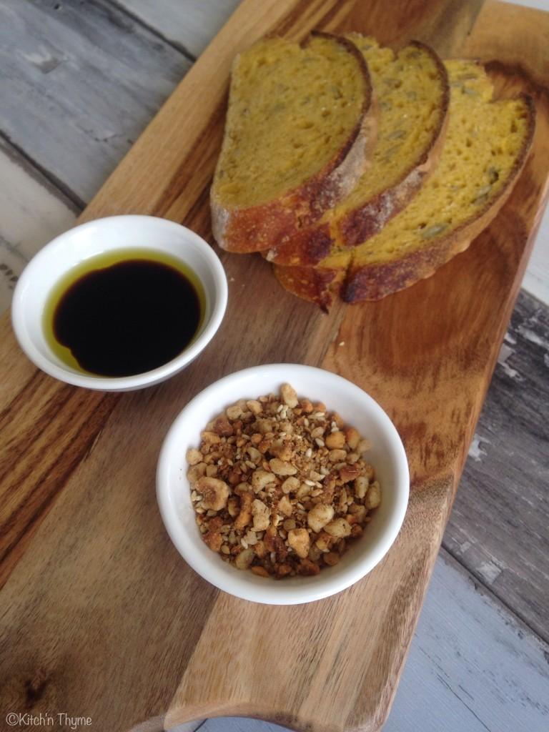 Hazelnut & Macadamia Dukkah | Kitch'n Thyme