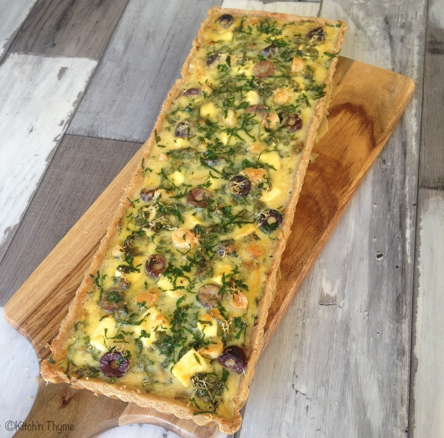 Kale Tart 2
