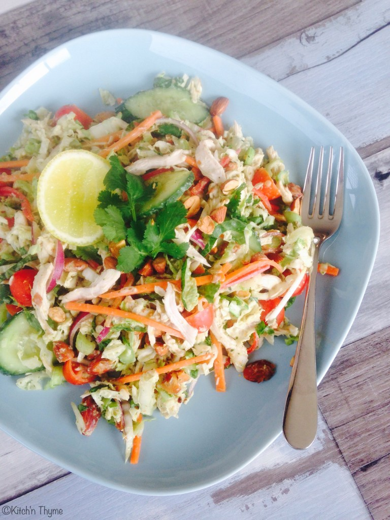Thai Chicken Salad