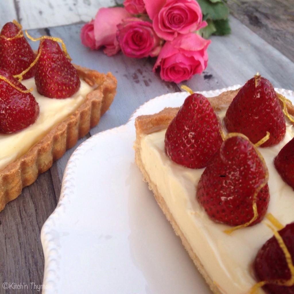 Strawberry Tart 4